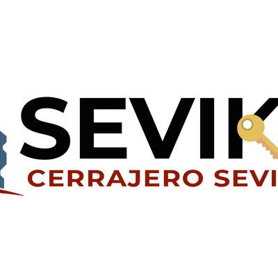 Logotipo de Cerrajero Sevilla Sevikey