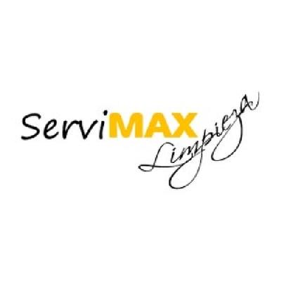 Logotipo de Servimax Limpieza