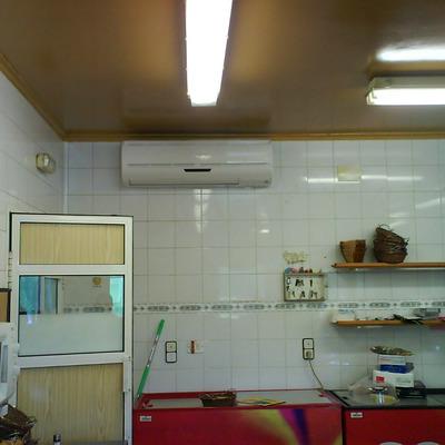 Los cocineros tambien necesitan aire fresco...