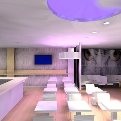 Lounge bar Torrevieja