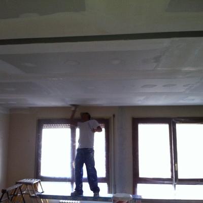 Luciendo techos