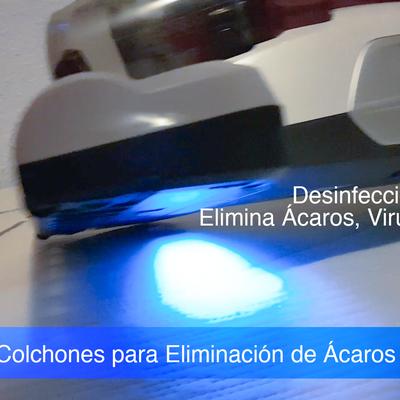 Desinfección con Luz UV