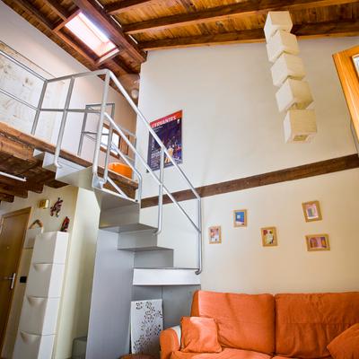Loft en Centro de Málaga