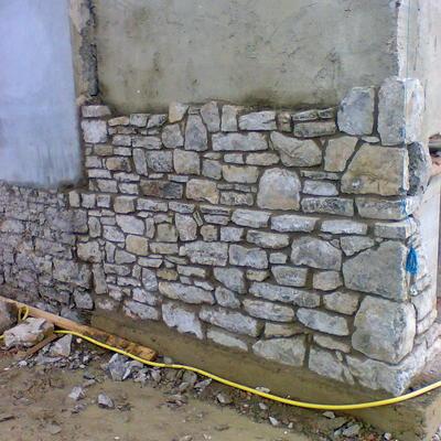 mamposteria de piedra