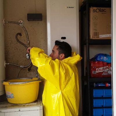 Mantenimiento agua caliente sanitaria