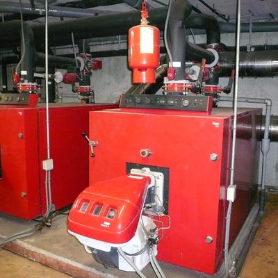 mantenimiento calderas