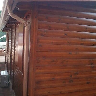 Mantenimiento de casas de madera en Valencia