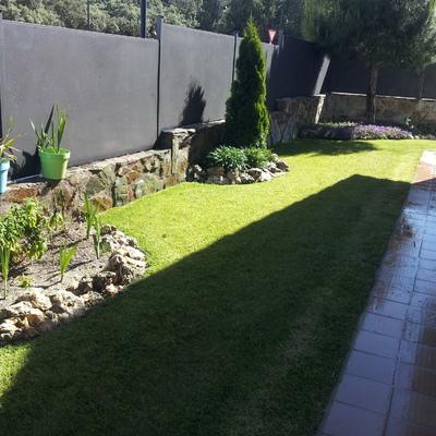 Mantenimiento de jardines y paisajismo