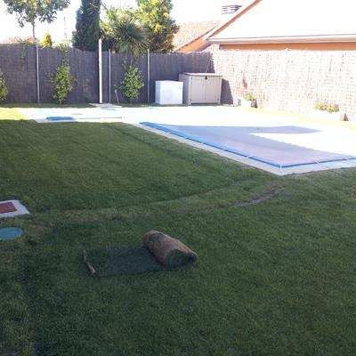 Instalación de tepe
