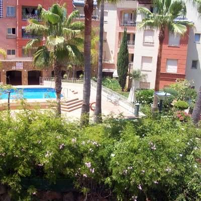 Mantenimiento de jardines en Málaga.