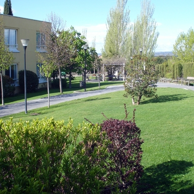 Mantenimiento residencia SANYRES en Las Rozas
