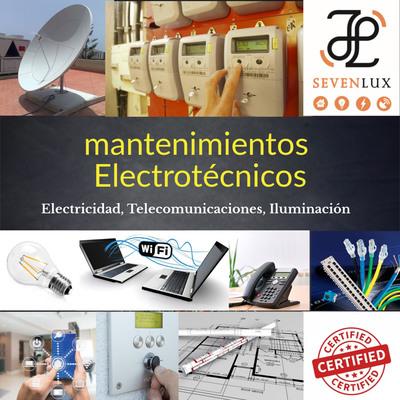 Mantenimientos eléctricos y de Telecomunicaciones