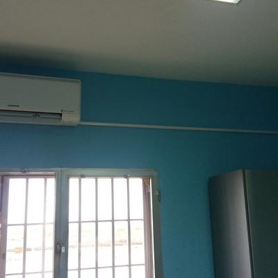 Instalación Aire acondicionado interior