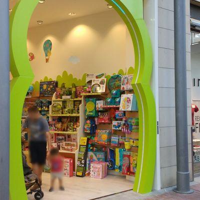 Tienda Eurekakids CC La Maquinista Barcelona
