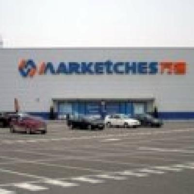 MARKETCHES. Superficie comercial de 5.100 m2