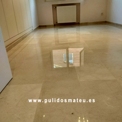 pulidos de suelos en Valencia