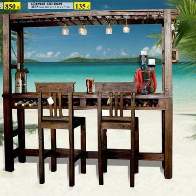 MBR Barra bar rustica