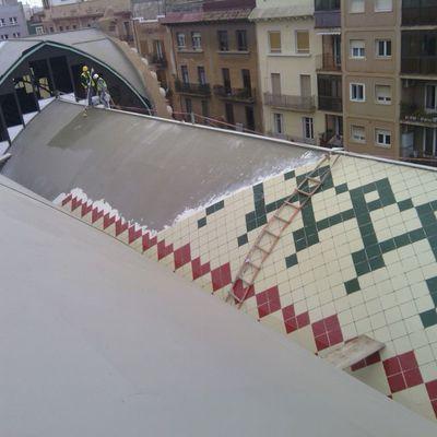 Mercado central Tarragona