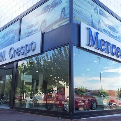 Entrega el Concesionario Mercedes Benz en Elda, Alicante