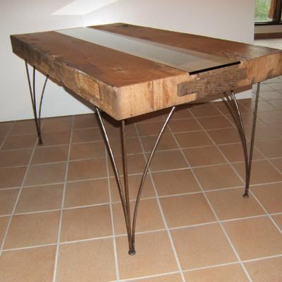 mesa castaño derribo