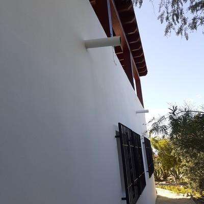 Pintura fachada