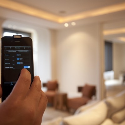 Control de la vivienda