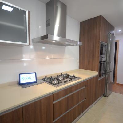 Bancada cocina