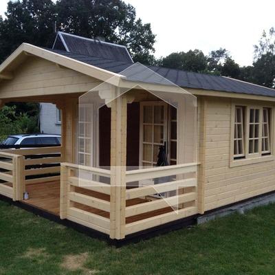 bungalow de camping