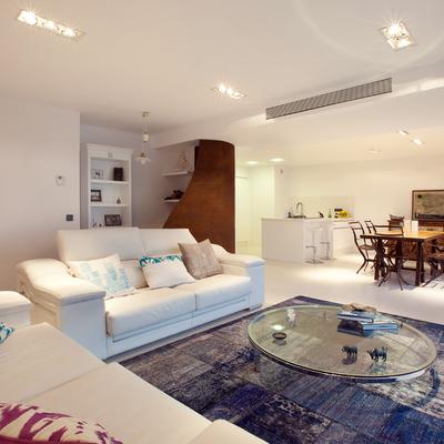 Microcemento en suelos, paredes y muebles