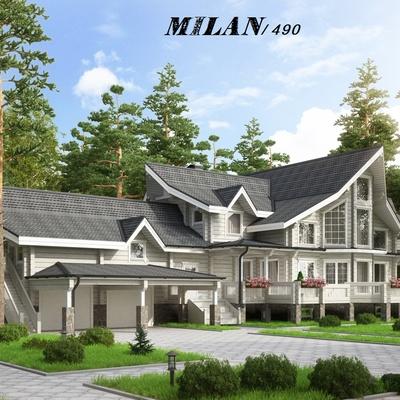Mod. MILAN/490