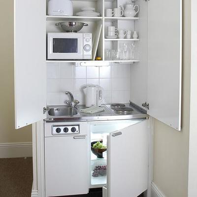 Mini cocina para oficina