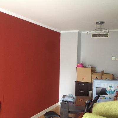 Combinacion de Color rojo Vino y gris perla