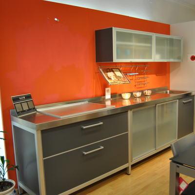 Mobiliario de cocina antracita