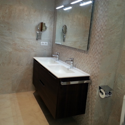 Mobiliarios de baño