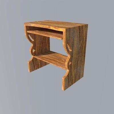 Mueble Simple PC