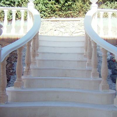 modificacion de escalera