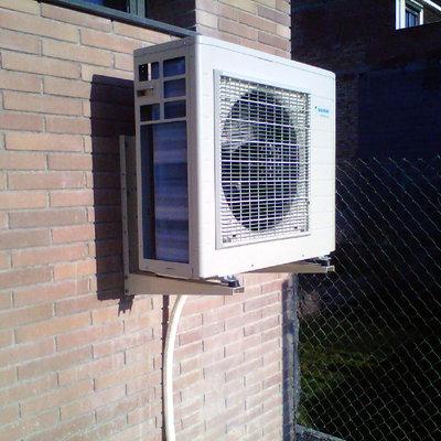 Modulo exterior aire acondicionado