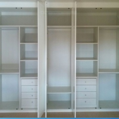Modulos de interiores de armario