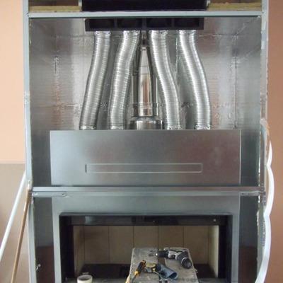 monobloque calefactor