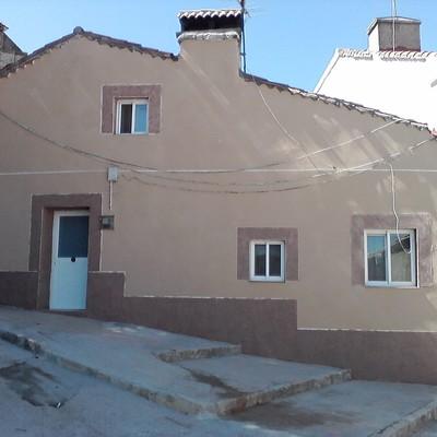 monocapa fachada