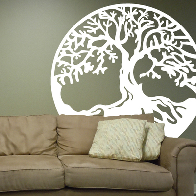 Vinilo árbol de la vida