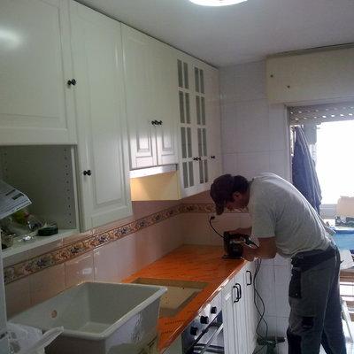 Montaje cocinas