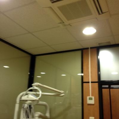 Montaje multi DAIKIN en clinica dental Ayesta de Donostia