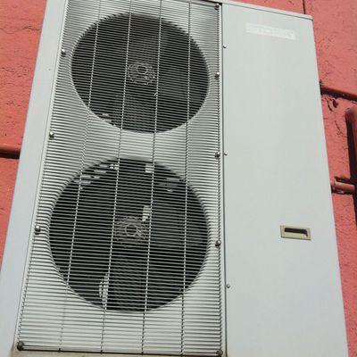montajes de aires acondicionado