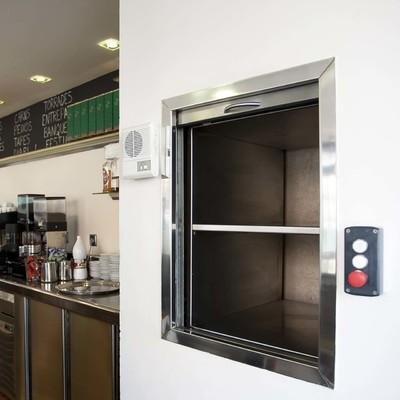 Montaplatos - elevador para platos