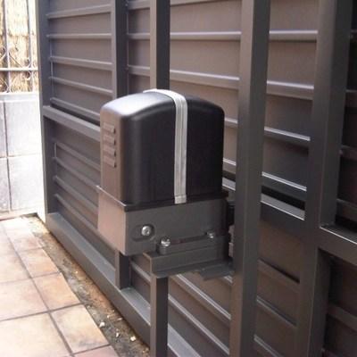 Puertas autom ticas rovel brunete - Portal de corredera ...