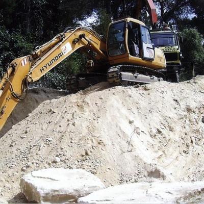 Movimiento de tierras, excavaciones