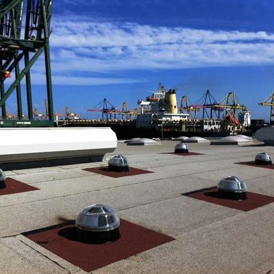 MSC en el puerto de Valencia
