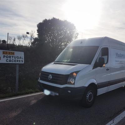 Servicio de mudanza a Cáceres