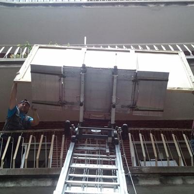 mudanzas con elevador